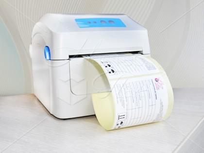 Изготовление и печать этикеток с брендом