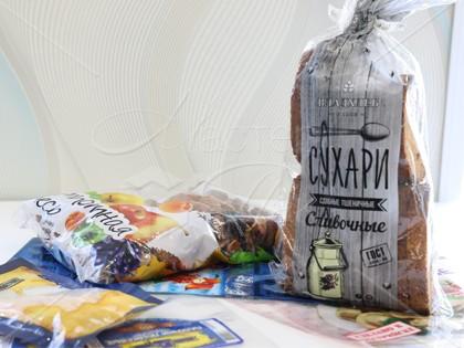 Пример использования пакетов дой пак для разной продукции