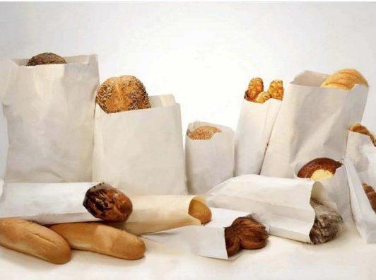 Производство крафт пакетов из упаковочной бумаги