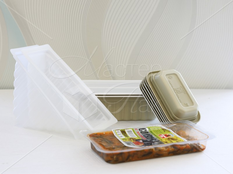 Пластиковая тара, упаковка