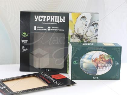 Изготовление картонной упаковки с печатью